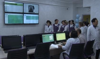 Алматыдағы №17 емханада ахуалдық орталық ашылды